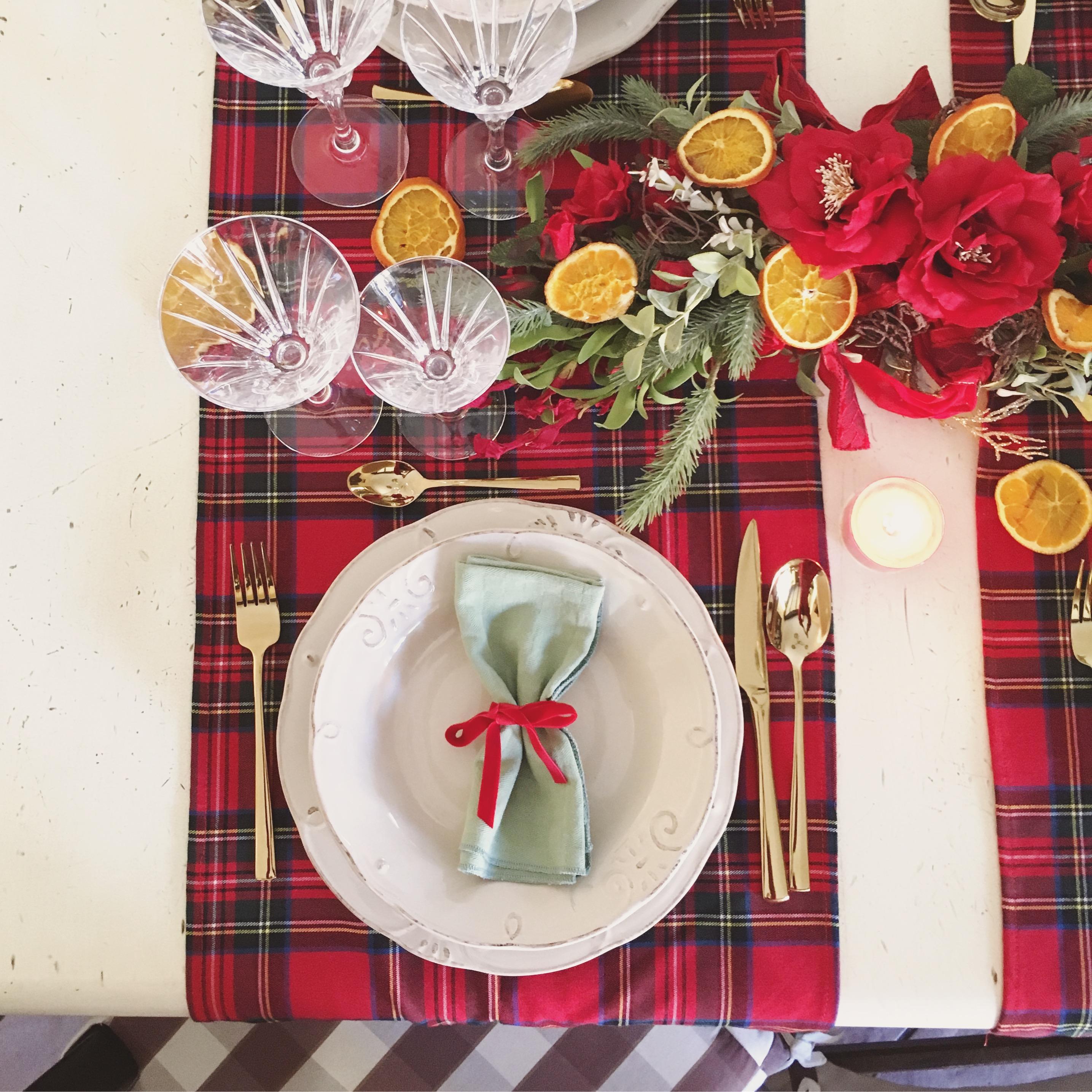 Tavola Per Natale Foto la mia tavola di natale — marica ferrillo