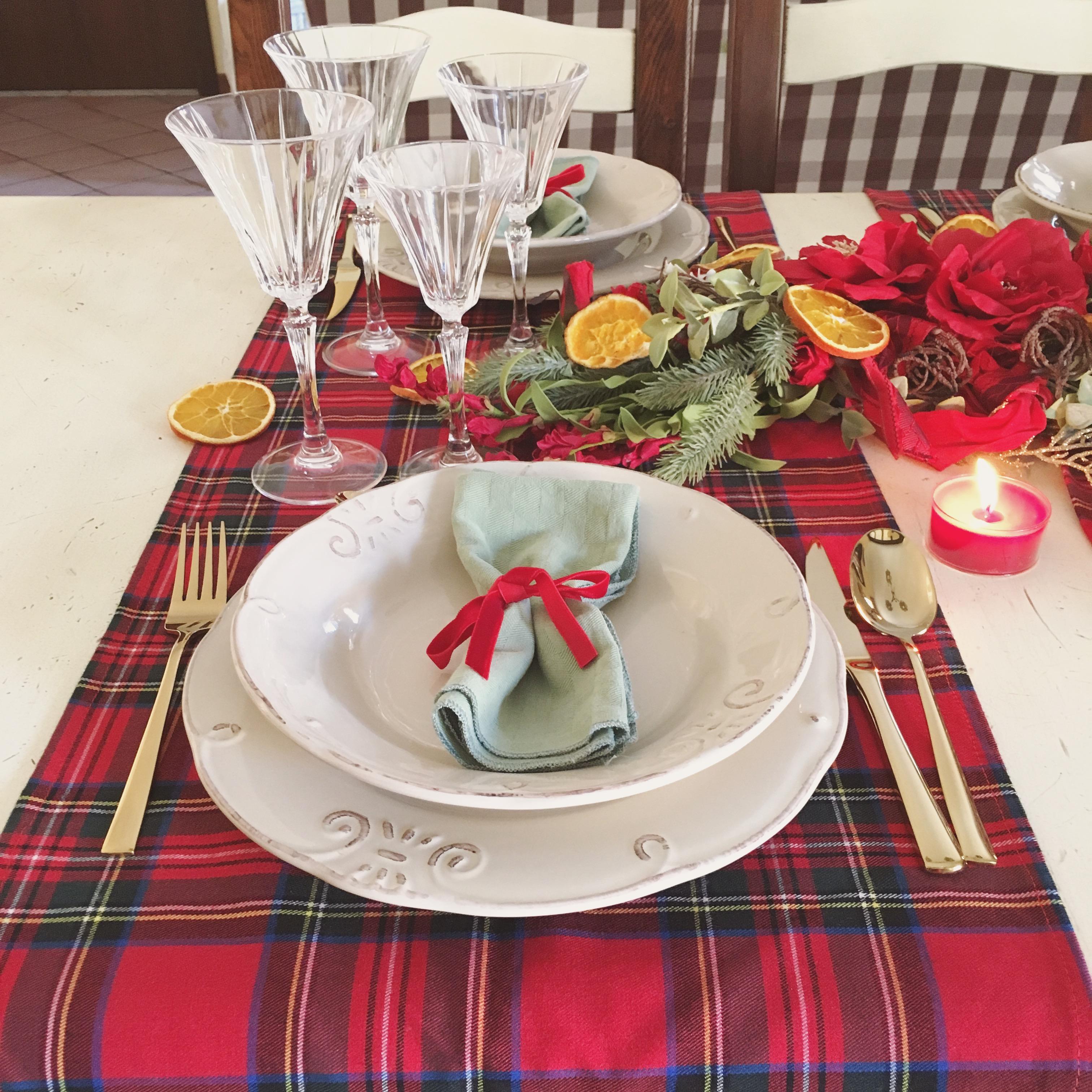 La mia tavola di natale marica ferrillo - La tavola di melusinda ...