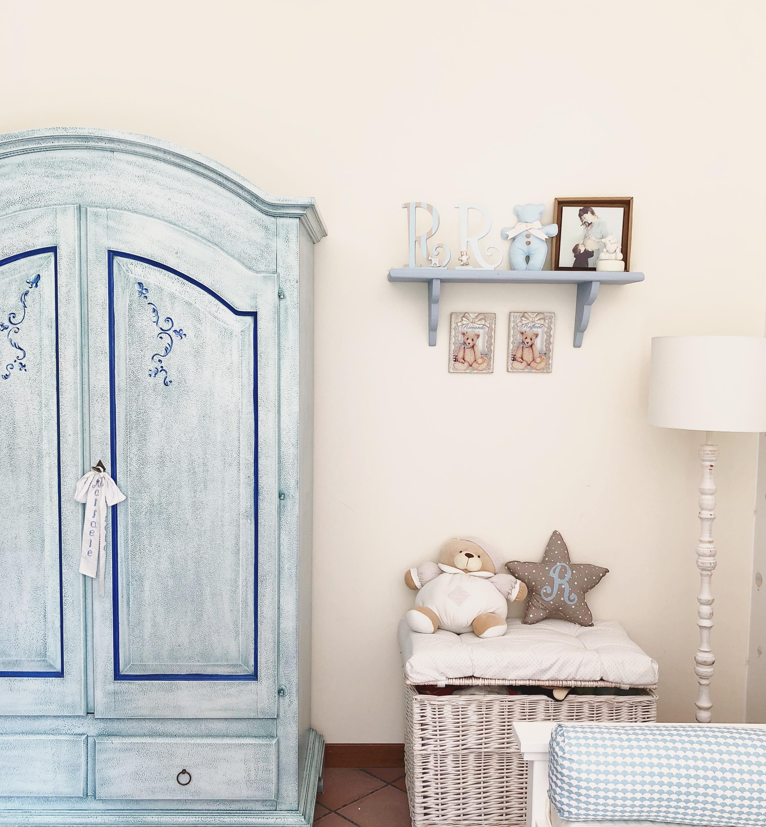 Camerette Bianche E Tortora la nostra nuova cameretta: kids and interior design
