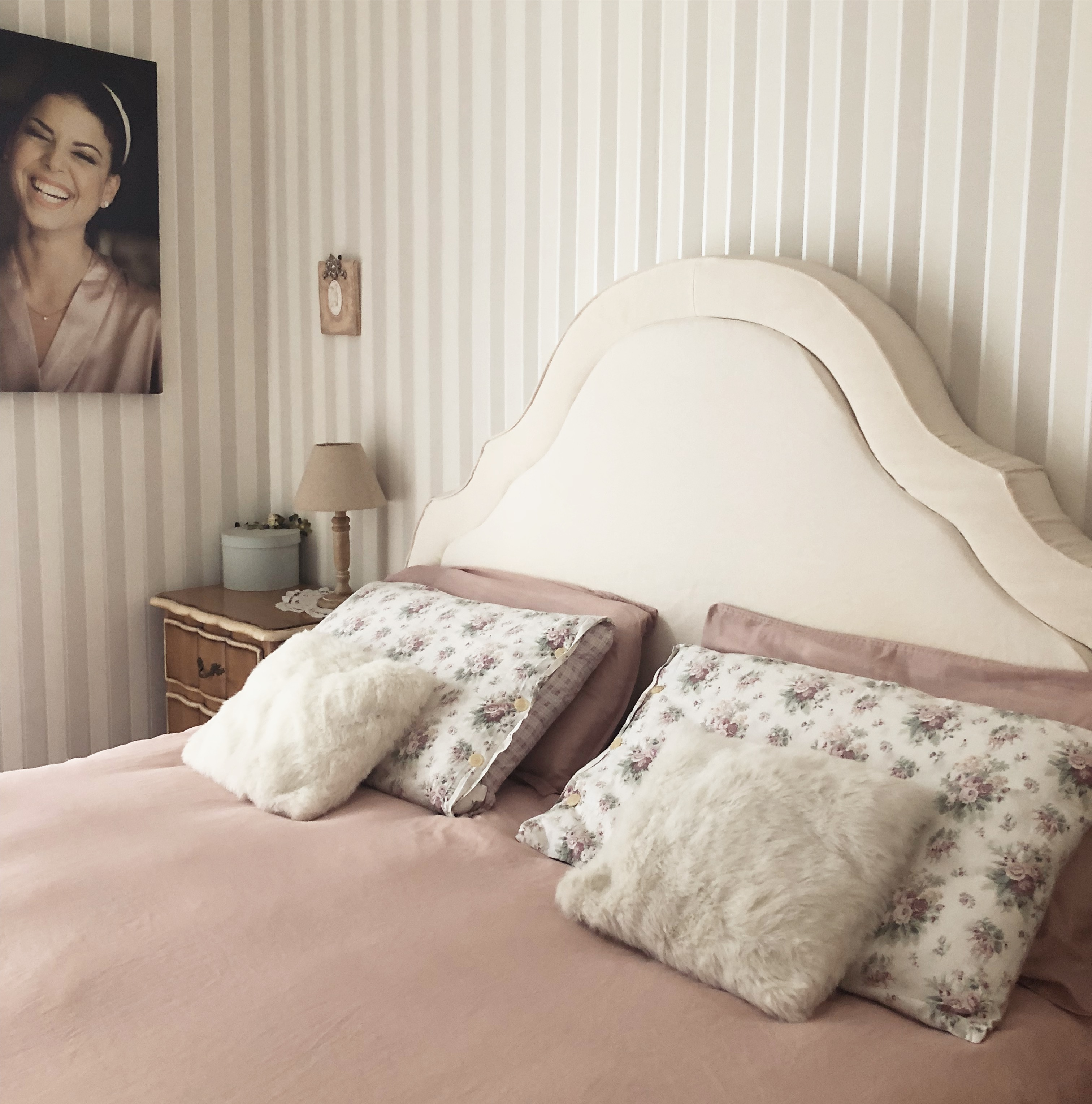 La mia camera da letto in stile provenzale marica ferrillo - La mia camera da letto ...