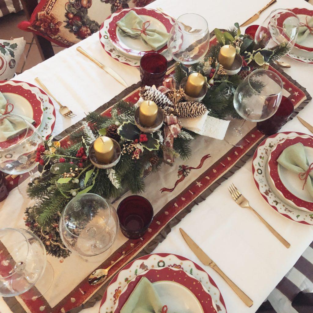 Tavola Per Natale Foto la mia tavola per le feste — marica ferrillo